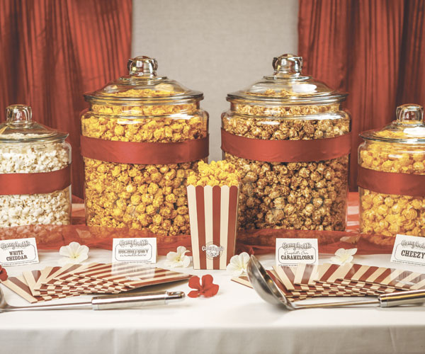 How to CLE Your Wedding: Cleveland Dessert Menus