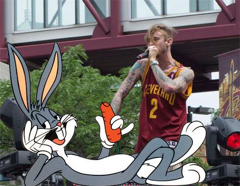 MGK & Bugs Bunny