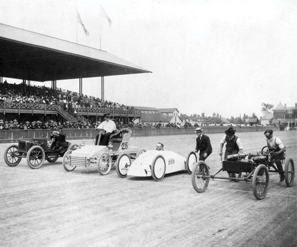 Glenville Race Track