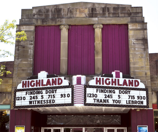 Highland Square Theater