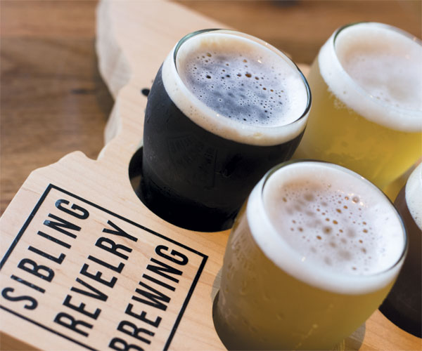 Sibling Revelry Brewery