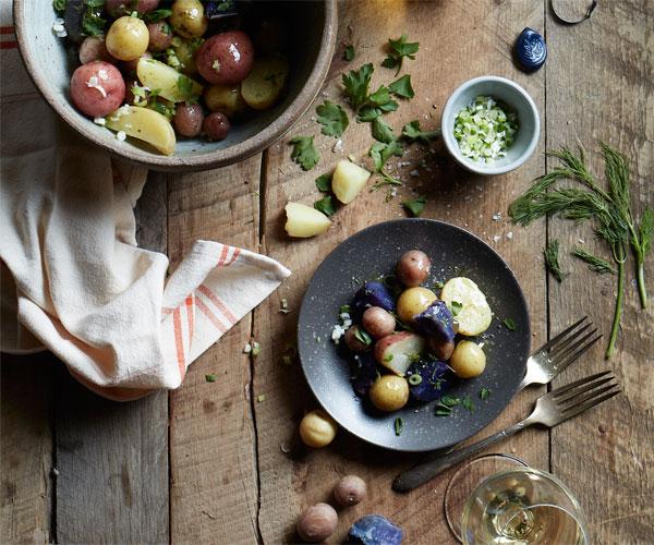 Sarah's Vineyard's French Potato Salad