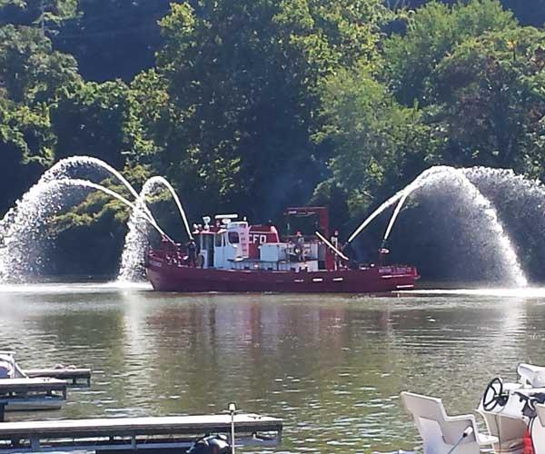 Anthony J Celebrezze Fireboat