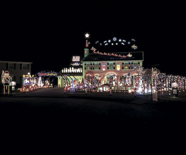 Christmas Lights Northeast Ohio