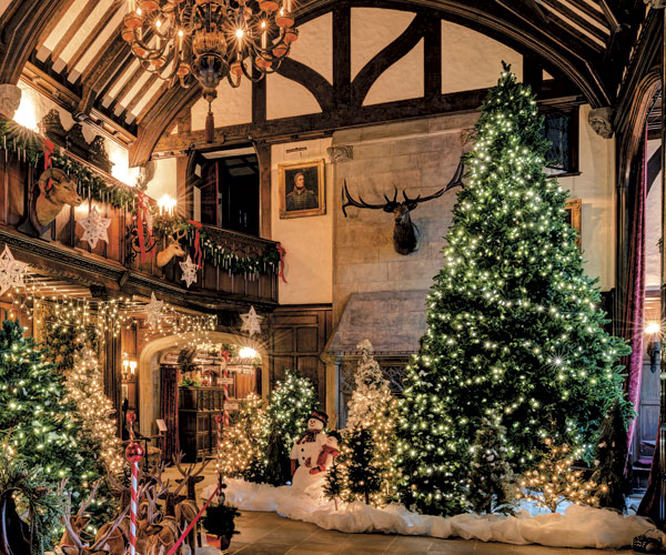 Stan Hywet Great Hall