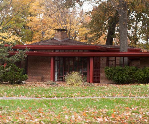 Monticello Modern Home