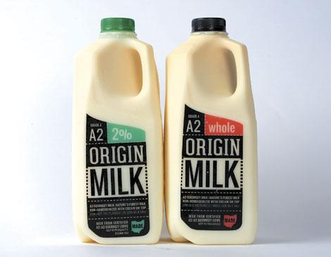 Origin Milk