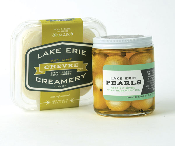 Lake Erie Creamery Key Lime Chevre Thumbnail
