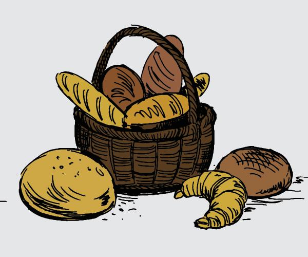 Blackbird Baking Illustration Thumbnail