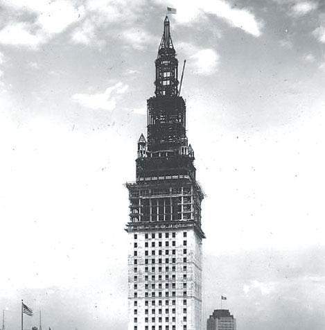 1927 Terminal Tower