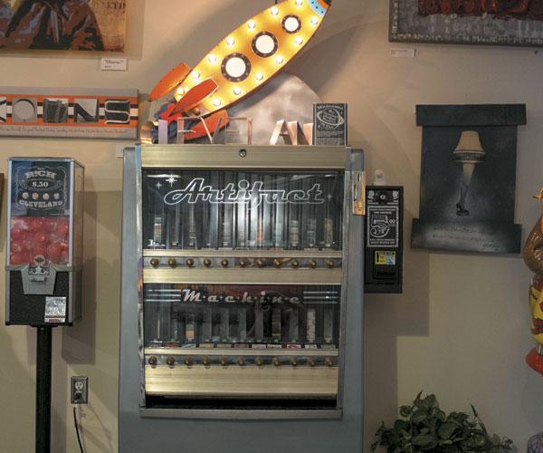 Cleveland Artifact Machine