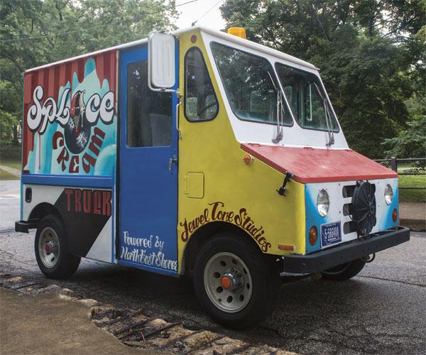 Splice Cream Truck