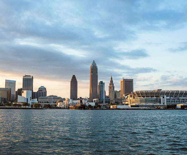 Cleveland Lakefront Thumbnail