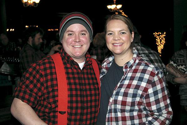 Joe and Pam Lanter