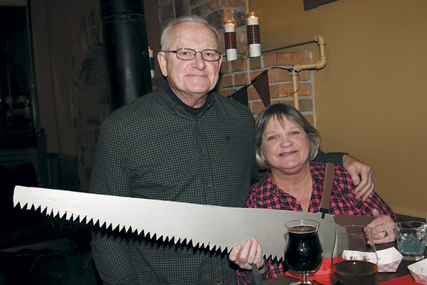 Bob and Mary Calsin