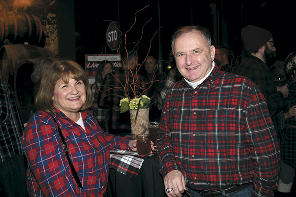 Linda and Steve Clark