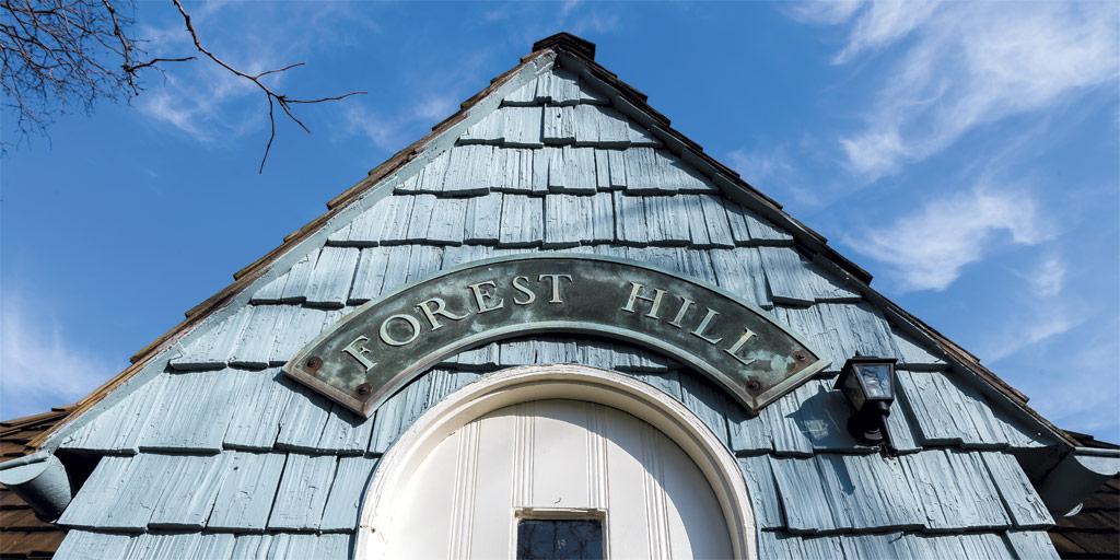 Forest Hill Homeowner's Association Cottage