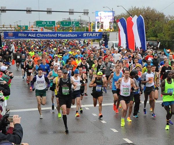 The Must-Do List: Run the Cleveland Marathon