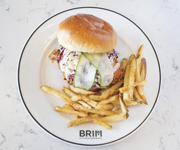 Brim Kitchen & Brewery