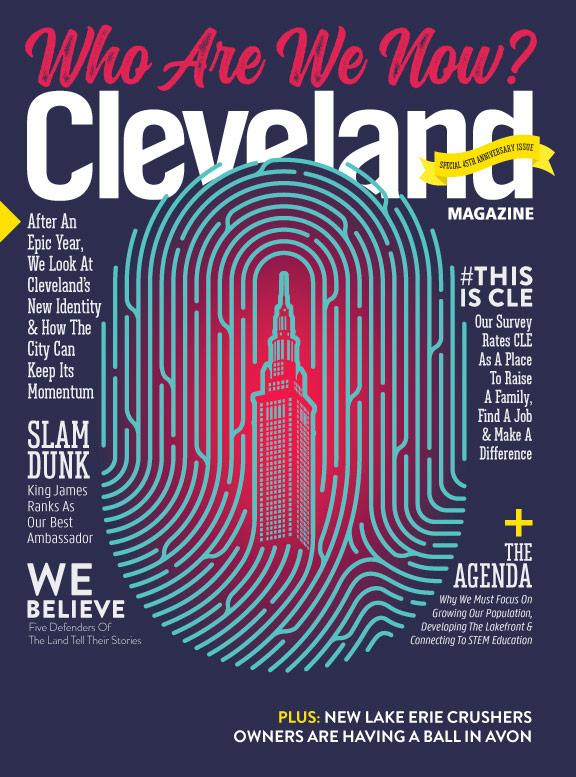July Cleveland Magazine
