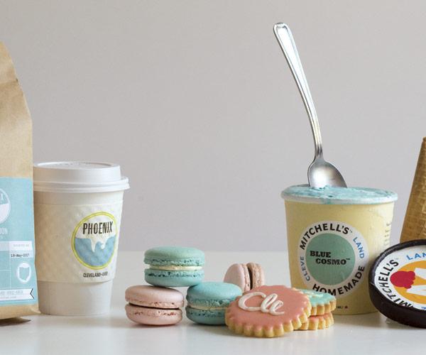Mitchell's Ice Cream Luna Bakery Phoenix Coffee
