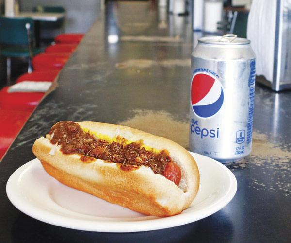 Old Fashioned Hot Dog