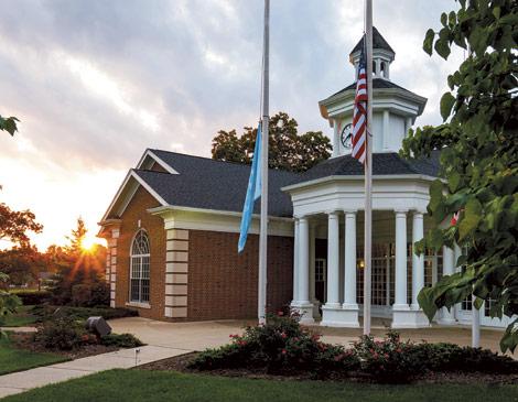 Richfield Village City Hall