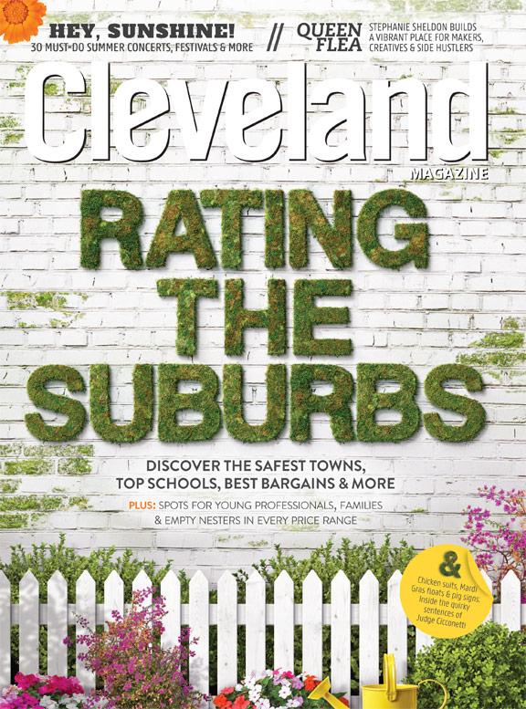 June Cleveland Magazine