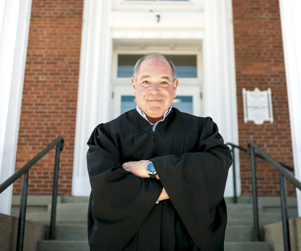 Judge Michael Cicconetti