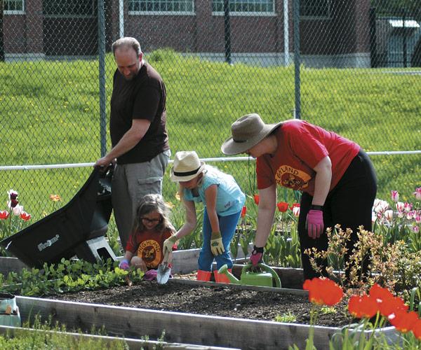 Brecksville Community Garden