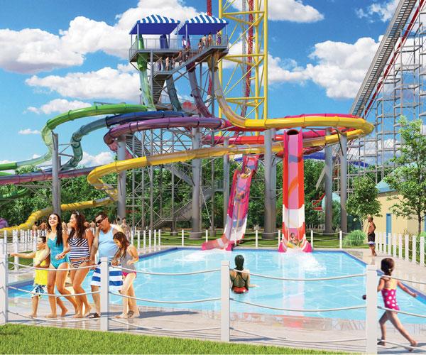 Cedar Point Plummet