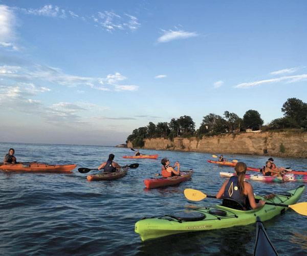 Rocky River Kayak
