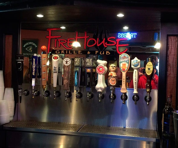 Firehouse Grille and Pub