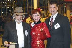 Steve Propper, andLidia and George Carr