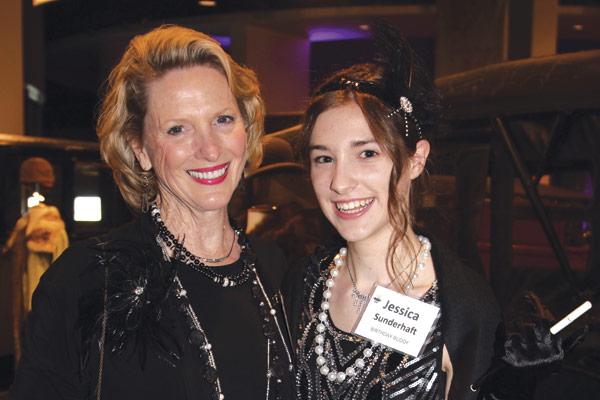 Jan and Jessica Sunderhaft