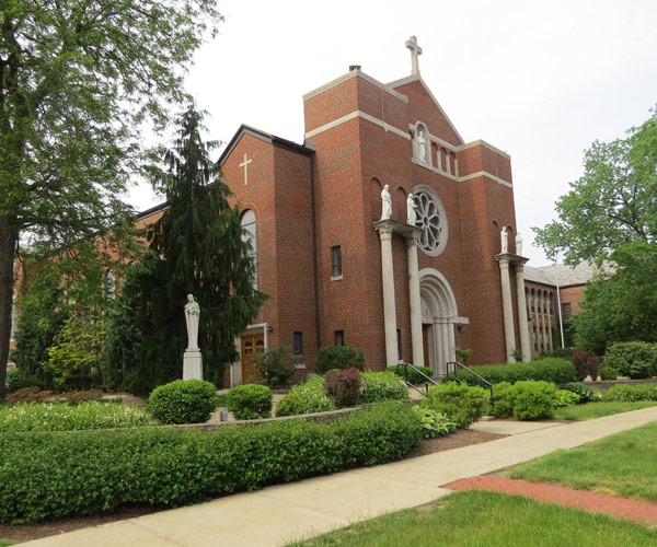 St. Luke the Evangelist Catholic Church