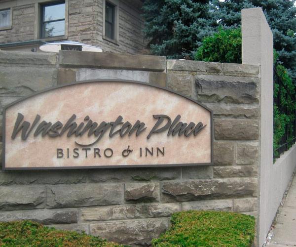Washington Place Bistro and Inn