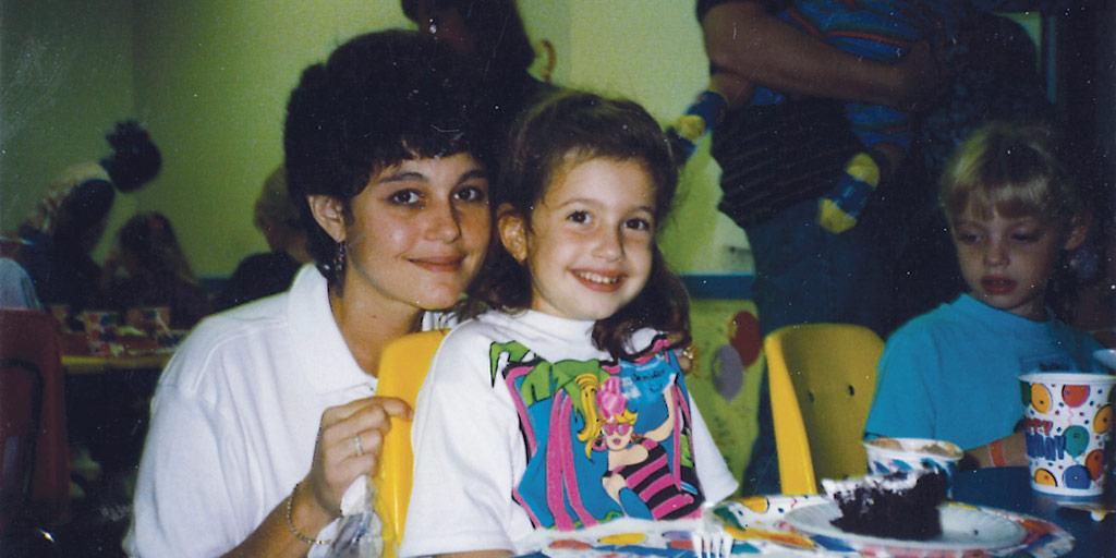 Aliza and Jen Sherman