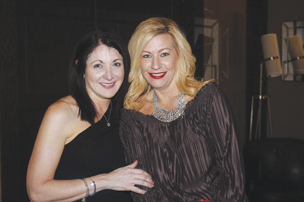 Jackie Hawley and Julie Beers