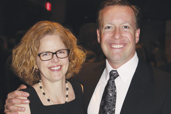 Barb and Dave Gareau