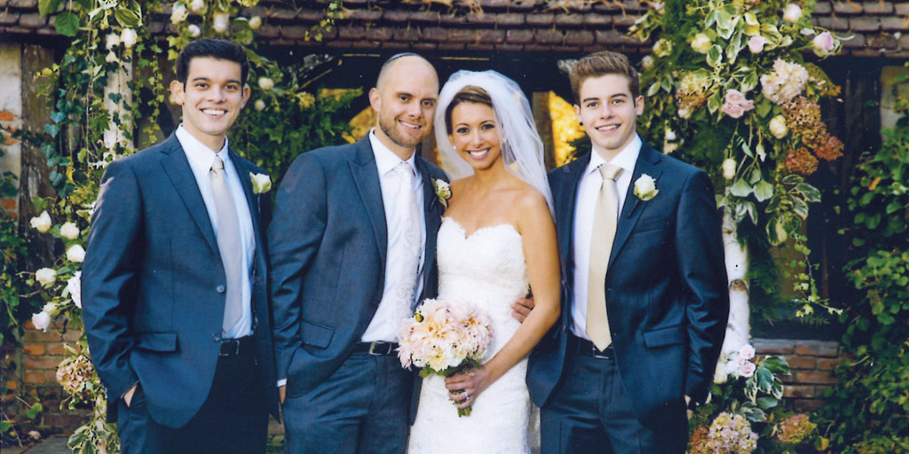 Jen Sherman's Wedding