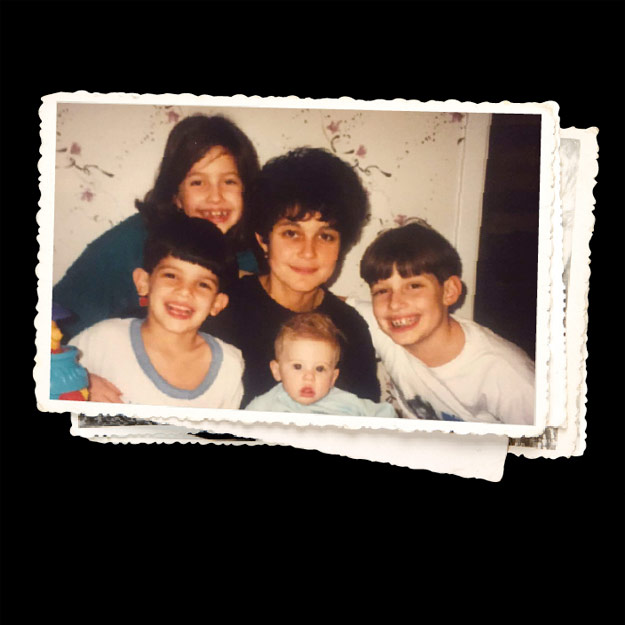 Aliza Sherman Family Pictures