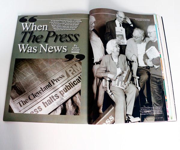 Cleveland Magazine 2007