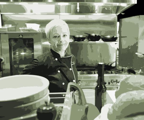 Laid-Back Attitudes: Chefs React