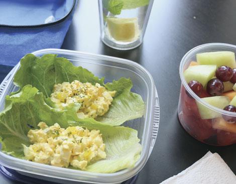 Egg Salad Lunch