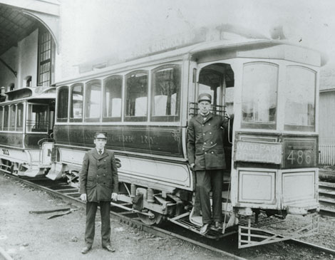Bentley-Knight Electric Railway Co.