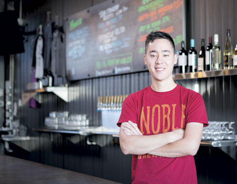 Noble Beast Brewing Co.