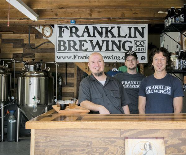 Franklin Brewing