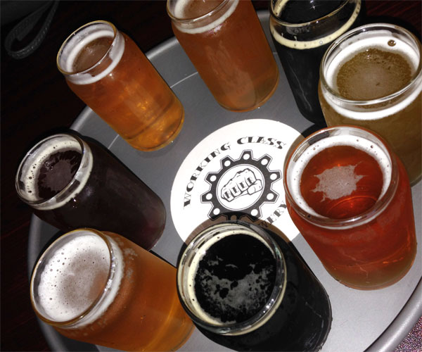 Beer Guide: Working Class Brewery
