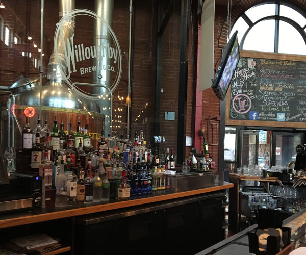 Beer Guide: Willoughby Brewing Co.